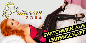 Princess Zora - Switcherin aus Leidenschaft
